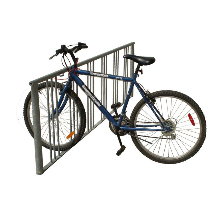 Vertical Picket Style Bike Rack (LO-8002)