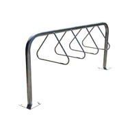 4 Loop Bike Rack