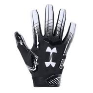 UA F6 Football Glove - Black