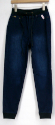 Diane Gilman Jeans XST Tall Stretch Lite Easy Fit Jeggings Indigo Blue  421-054