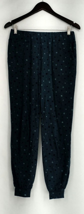 Anybody Size Lounge Pants, Sleep Shorts XS Loungewear Cozy Knit Blue A296084