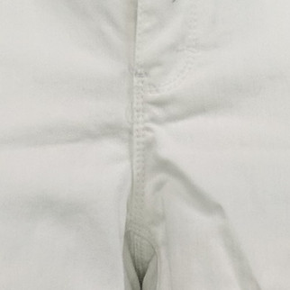 Joan Rivers Pants Sz XS Signature Ankle Length w/ Pockets White A300856