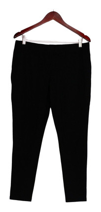 Anybody Leggings Sz XXS Pull-on Loungewear Cozy Knit Black A286588