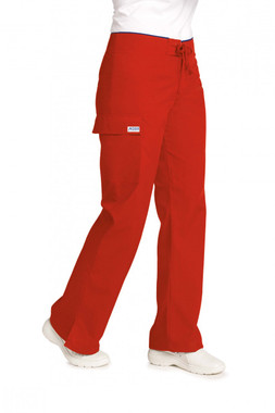Mobb 316P - Flare Bottom Red