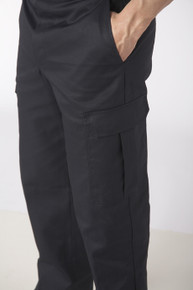 Flat Front Work Pant