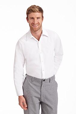 S302 - Long Sleeve Kitchen Shirt