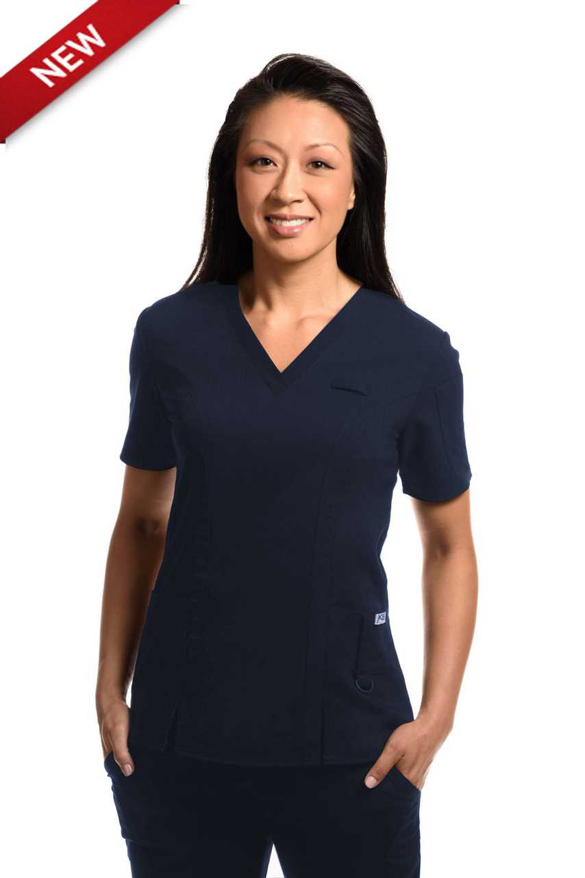 7122f3e67aa The Cathy - Spandex Rayon Scrubs Canada Has To Offer