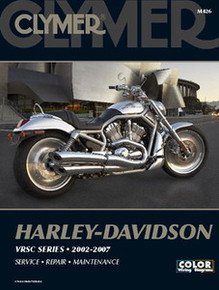 Harley Manual Clymer 02-07 V-Rod