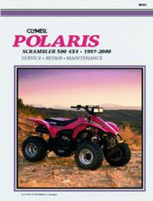 Polaris ATV Manual 97-00 Scrambler 500/4X4