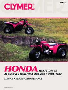 Honda ATV  Manual ATC250/TRX200/250 Shaft