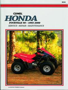 Honda ATV  Repair Manual (Clymer) 93-00TRX90