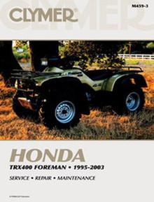 Honda ATV  Manual (Clymer) 95-03 TRX400 Foreman