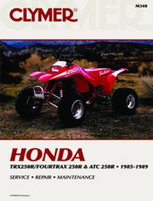 Honda ATV  Manual (Clymer) 85-89 ATC/TRX250R