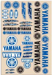 Decal kit  N-Style Yamaha YZF Universal Off-Road New