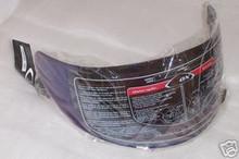 Zox Helmet Shield Blue Irid 07 Nav.R/HiQ.R/TavR/SC/Cor