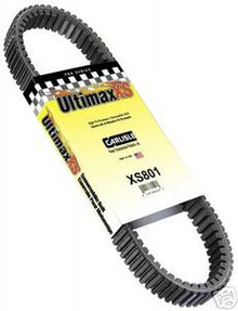 Arctic Cat Ultimax XS Snowmobile Belt  (XS802)  New