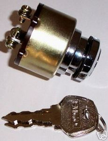 Harley Ignition switch 75-77 XL/73-77 FX Chrome -2 keys