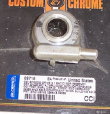 Speedo drive unit CCI 2:1 ratio for Regancy/CCI frt ends