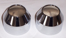 Harley Chrome fork boot Covers 73-76 FX/XL(Kayaba fork)