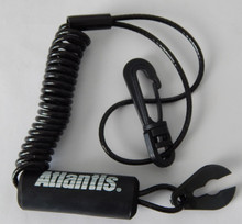 Lanyard Standard floating for Yamaha Black Atlantis New