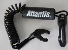 Performance Lanyard floating Kaw./Polaris/Tigershark/Wetjet Black Atlantis