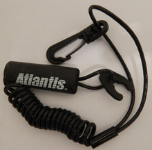 Lanyard Standard floating for Kawasaki/Polaris/Tigershark/WetJet Black New