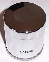 Harley Chrome Oil Filter Emgo 824 (PH6065)