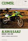 Kawaski Manual (Clymer) 83-88 KDX200