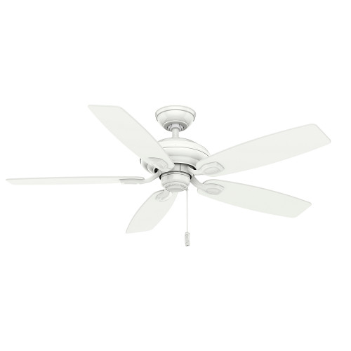 "Casablanca 52"" Utopian Snow White Ceiling Fan"