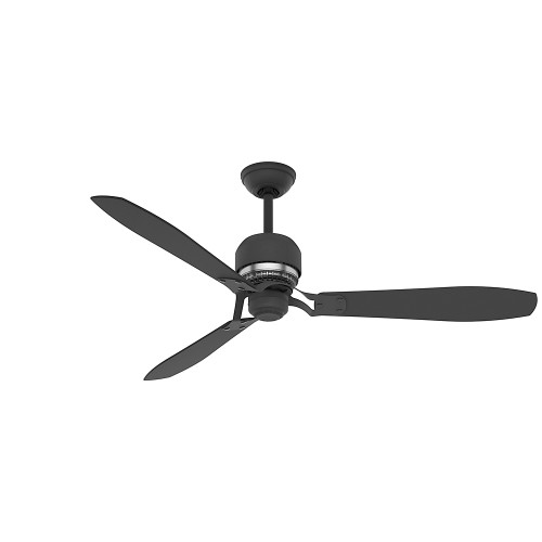 "Casablanca 60"" Tribeca Graphite Ceiling Fan with Remote"