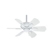 "Casablanca 31"" Wailea Snow White Ceiling Fan"