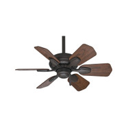 "Casablanca 31"" Wailea Brushed Cocoa Ceiling Fan"