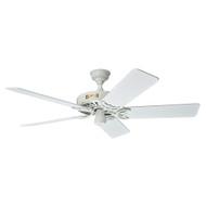 "Hunter 52"" Outdoor Original White Ceiling Fan 23845"