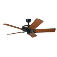 "Hunter 52"" Outdoor Original Black Ceiling Fan 23863"