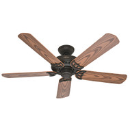"Hunter 52"" Bridgeport New Bronze Ceiling Fan 53126"