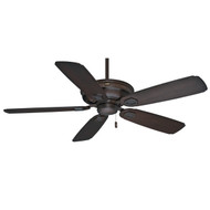 "Casablanca 60"" Heritage Brushed Cocoa Ceiling Fan"