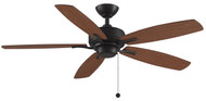 Fanimation FP6284DZ Aire Deluxe Dark Bronze 52-inch Ceiling Fan