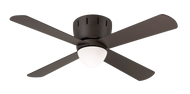 "EMERSON 48"" Ceiling Fan & Light Wall Control Wyatt Oil Rubbed Bronze CF530ORB"