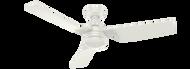 Hunter 52 Inch Ceiling Fan Cabo Frio Fresh White 50257