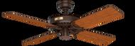 Hunter 52 Inch Ceiling Fan Original Chestnut Brown 23847