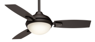 Hunter 44 Inch Remote Control Ceiling Fan Verse Maiden Bronze 59154