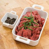 Beef strips 500 gm