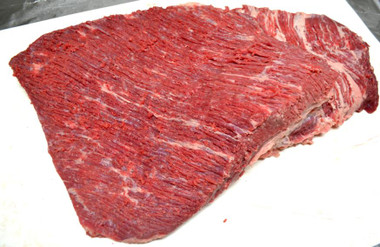 A cut of beef that needs to be cooked slowly to break down the connective tissues. The unique thing about this cut of beef is that it can be slow cooked so it's perfect for shredded beef or is sliceable.