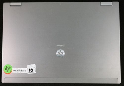 HP ELITEBOOK 8440P WJ683AW CORE I5 M520 2 4 GHz 2GB NO HDD -SCREEN ISSUE