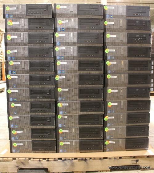 185X DELL OPTIPLEX 390 COMPUTERS  CORE I3 STYLE