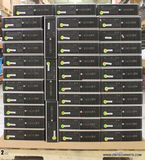 286X HP COMPAQ 8300 / 8200 ELITE DESKTOP COMPUTERS  CORE I SERIES