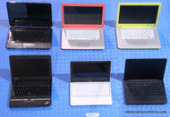 "223X MIXED BRANDS CHROMEBOOK LAPTOPS. ""A"" GRADE"
