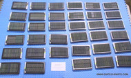 5,000X PIECES OF 2GB DDR2 NON-ECC DESKTOP MEMORY. USED WHOLESALE RAM - FRESH PULLS (LOT 1)
