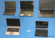 354X HP MIXED MODEL LAPTOPS - MIXED CPU STYLES -SCREEN ISSUES / OTHER ISSUES