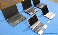 "241X HP MIXED MODEL LAPTOPS - CORE 2 DUO SERIES & EQUIVALENT - ""C"" GRADE -MISSING PARTS / FUNCTION ISSUES"